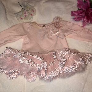 Other - Beautiful tutu dress for a 3 months baby girl